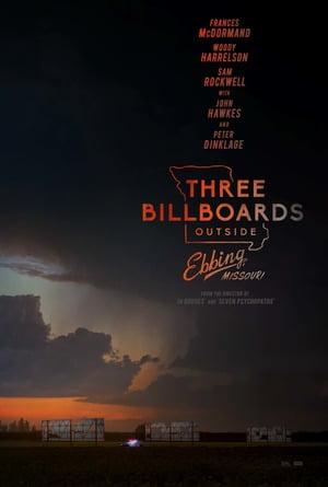 Three Billboards Outside Ebbing Missouri (2017) English Movie