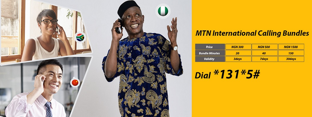 MTN International Call Bundles