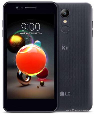 LG K8 2018