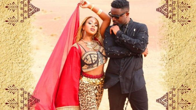 "DJ Cuppy – ""Vybe"" ft. Sarkodie"