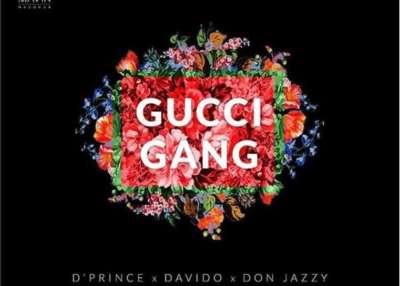 VIDEO: D'Prince – Gucci Gang ft. Davido, Don Jazzy