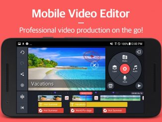 KineMaster Mobile Video