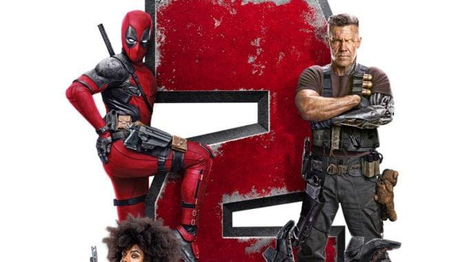 Deadpool 2 (2018) Hollywood English WEBRip MP4