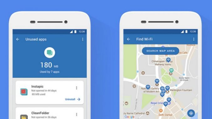 Google's Data-Saving App can now Set Daily Limits and show a Map of Nearby Wi-Fi Networks