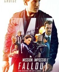 Mission Impossible Fallout (2018) Hollywood