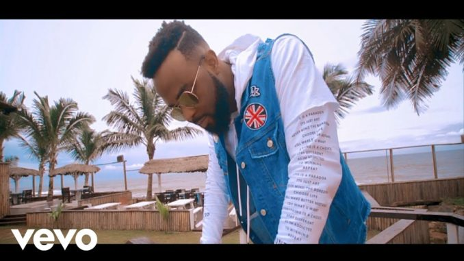 VJ Adams feat. Praiz – When a Man Cries II