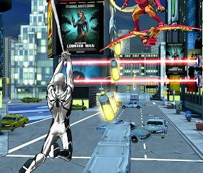 Marvel Spider-Man Unlimited Android APK