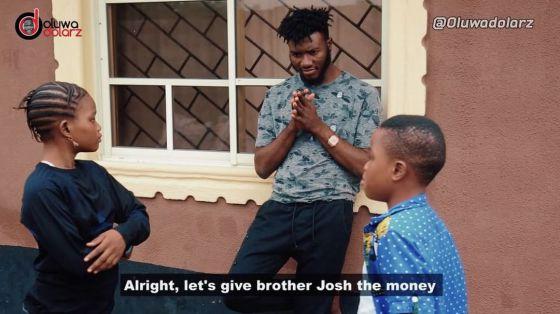 Download Comedy Video: Oluwadolarz – Tope Vs Ayomide Intelligence Challenge