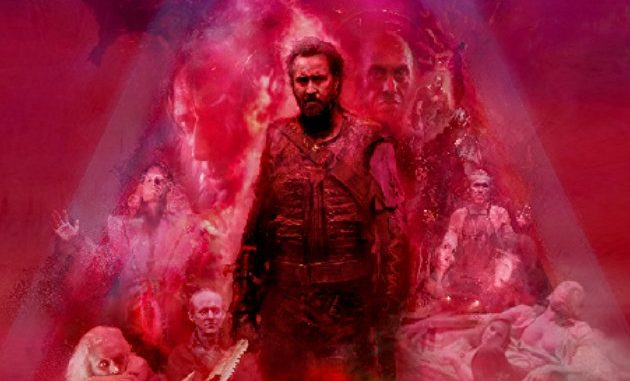 Mandy (2018) Hollywood HD Mp4