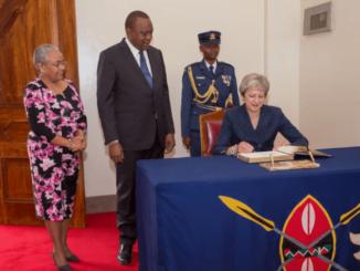 U.K. to Station Cyber Crime Facility in Nairobi to Nab Pedophiles