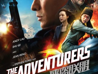 The Adventurers (2017) Chinese BluRay