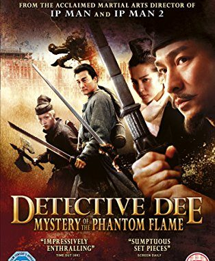 Detective Dee: Mystery of the Phantom Flame (2010) Chinese