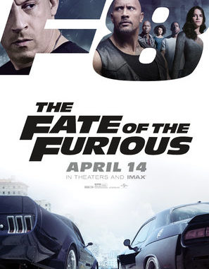 The Fate of The Furious (2017) Fast and Furious 8 (2017)