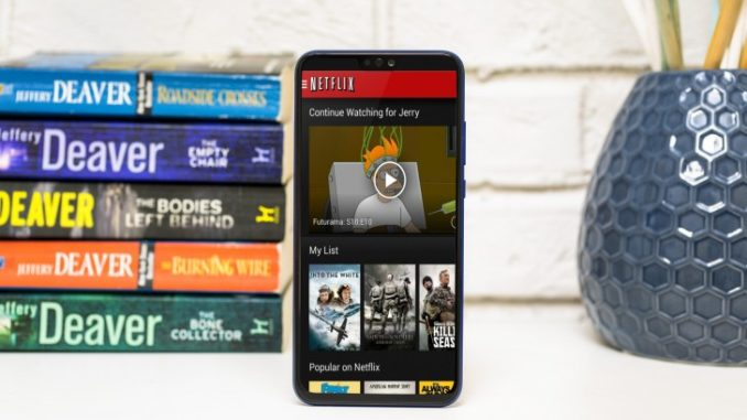 Honor and Netflix
