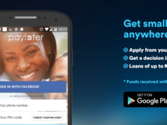 Get A Loan from Paylater In Nigeria