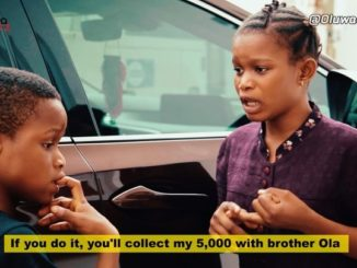 COMEDY VIDEO: OLUWADOLARZ – INTELLIGENT TOPE VS SCIENTIC AYOMIDE