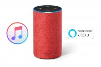 Apple Music Works with Alexa