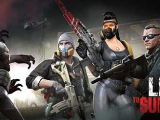 Left to Survive: PvP Zombie Shooter 2.1.0 Apk