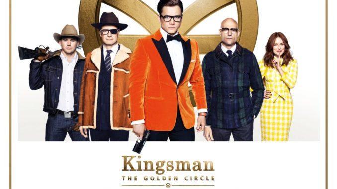 Download Kingsman: The Golden Circle (2017) Movie Free