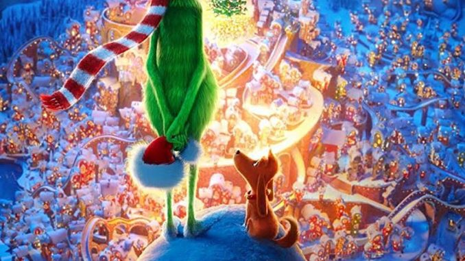 Download The Grinch (2018) Movie Free