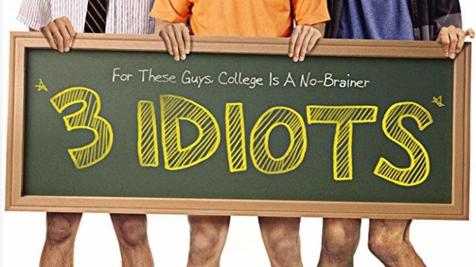 Download 3 Idiots (2009) Full Movie Free