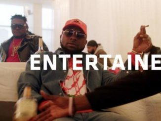 CDQ - Entertainer (feat. Davido)