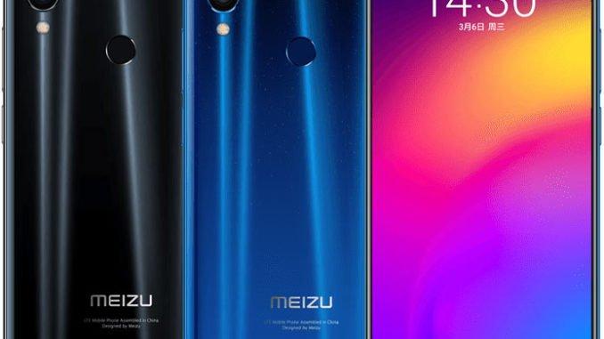 Meizu Note 9