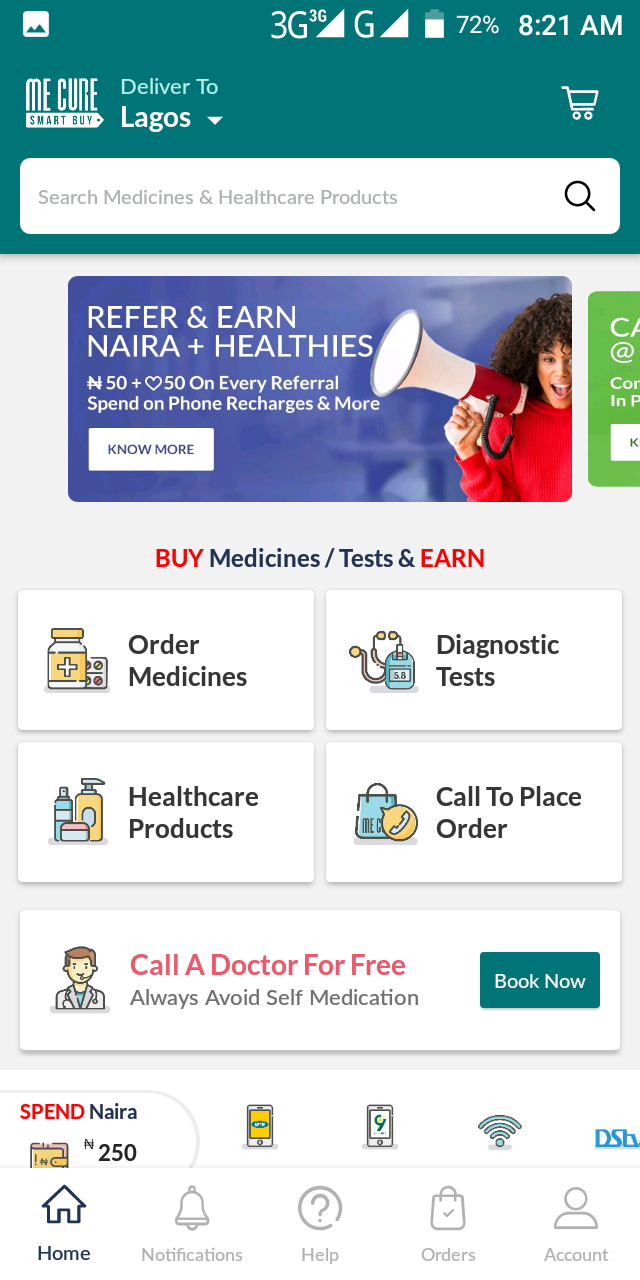 SmartBuy Referral Program: How to Get Free N200 Airtime/Data In This