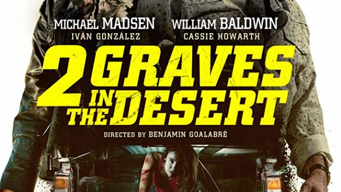 Download 2 Graves in the Desert (2020)