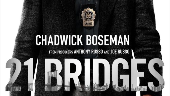 Download 21 Bridges (2019) Full Movie Free