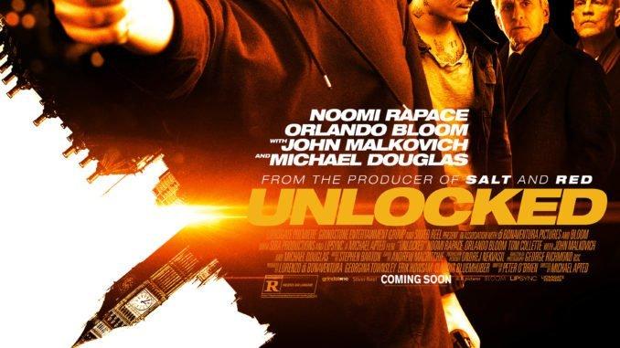 Unlocked (2017) Full Movie Download