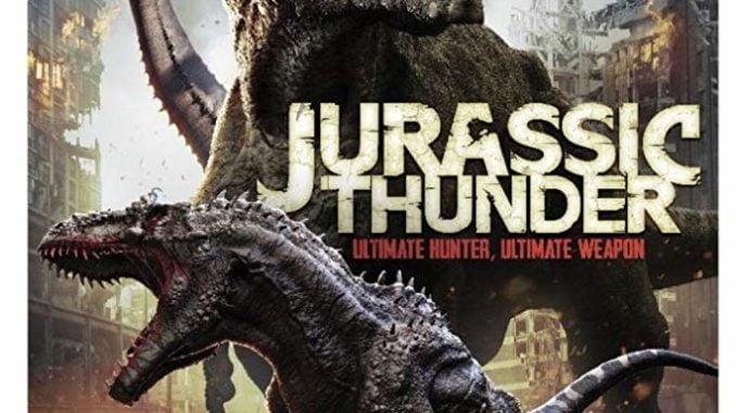 Download Jurassic Thunder (2019)