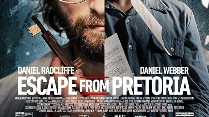 Download Escape from Pretoria (2020)