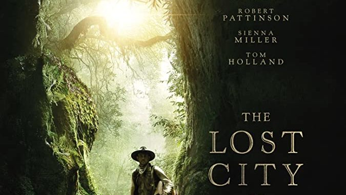Download The Lost City of Z (2016)
