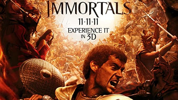 Download Immortals (2011)