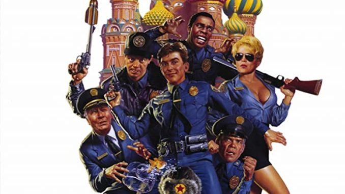 Download Police Academy: Mission to Moscow (1994)