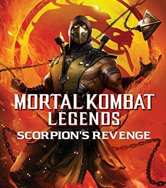 Download Mortal Kombat Legends: Scorpion's Revenge (2020)