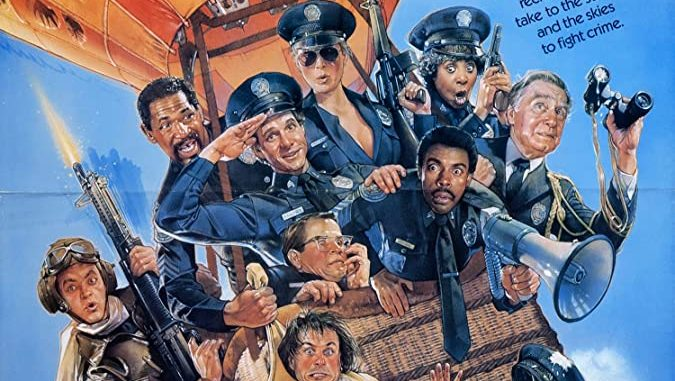 Download Police Academy 4: Citizens on Patrol (1987)