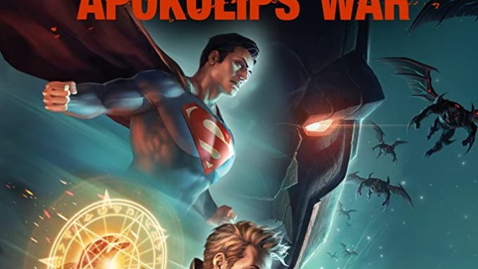 Download Justice League Dark: Apokolips War (2020)
