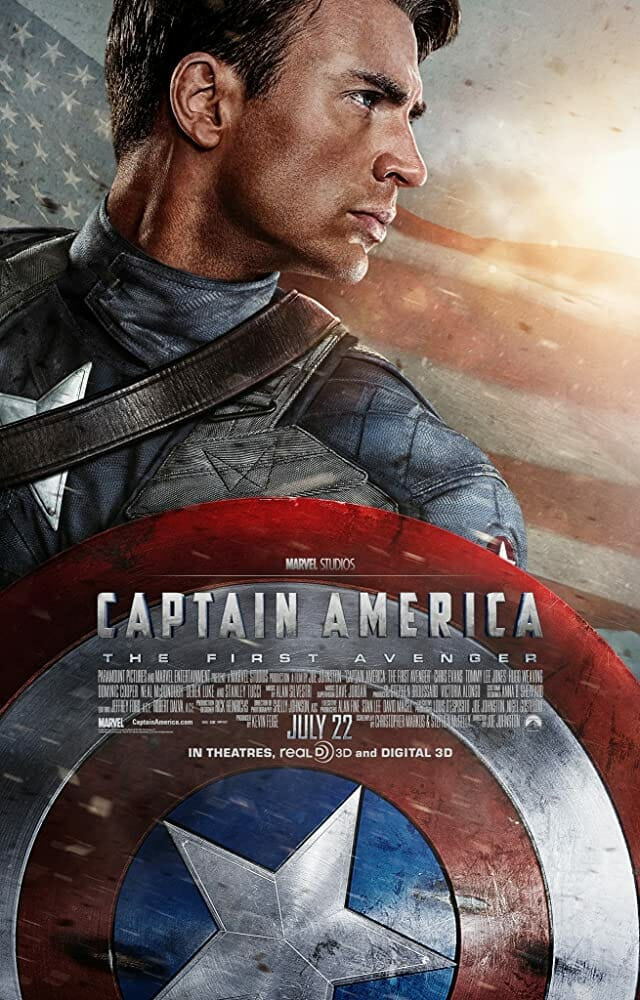 Download Captain America: The First Avenger (2011)