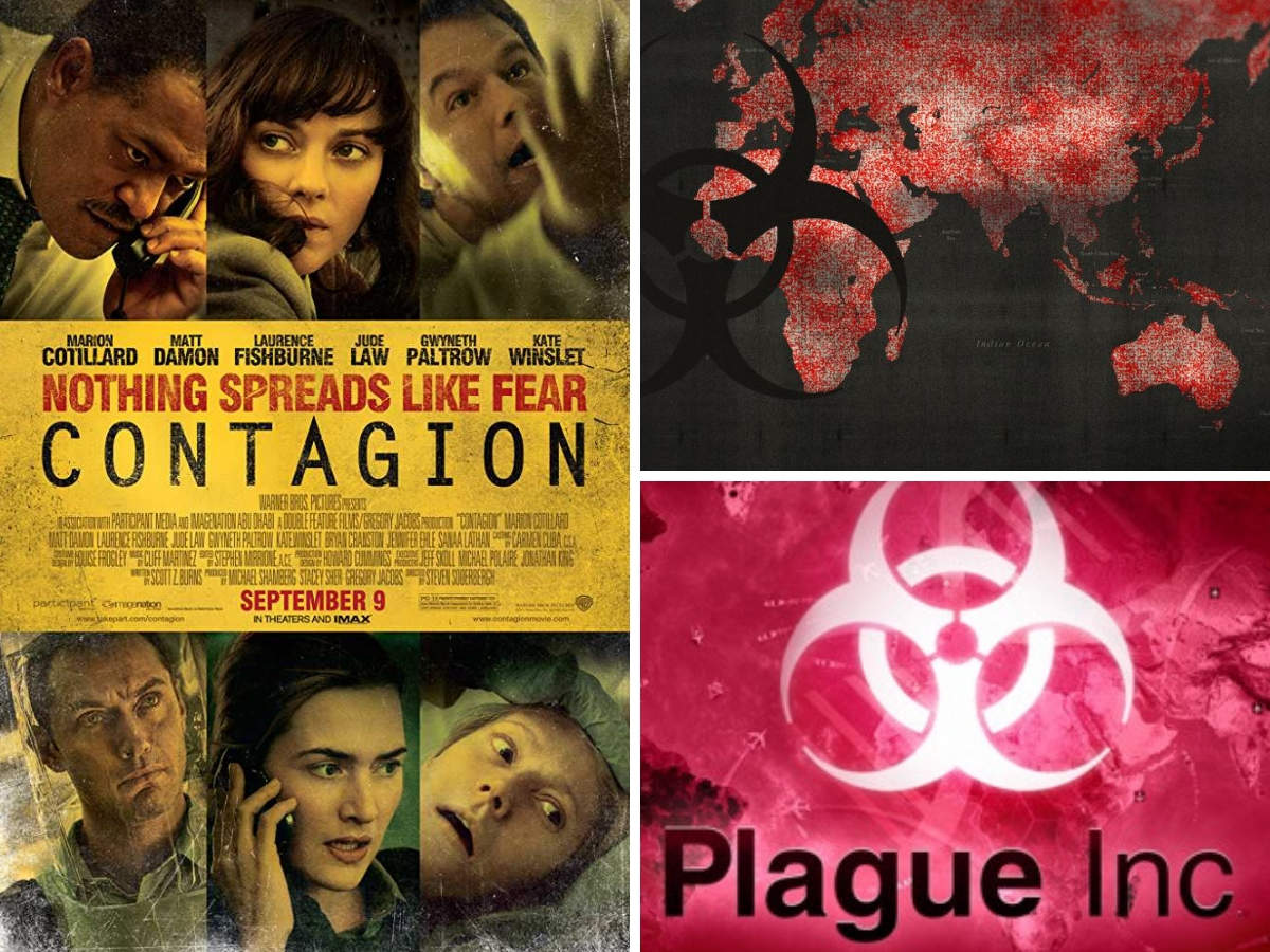 List of Movies To Download If You Love Contagion