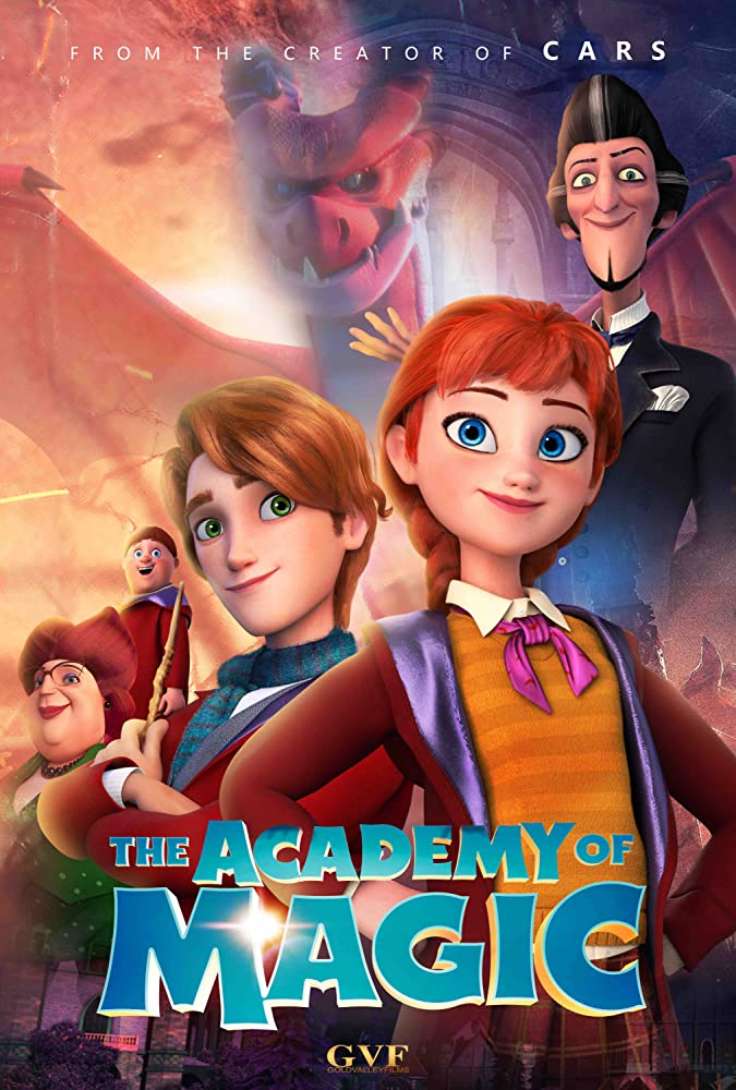 Download The Academy of Magic (2020)