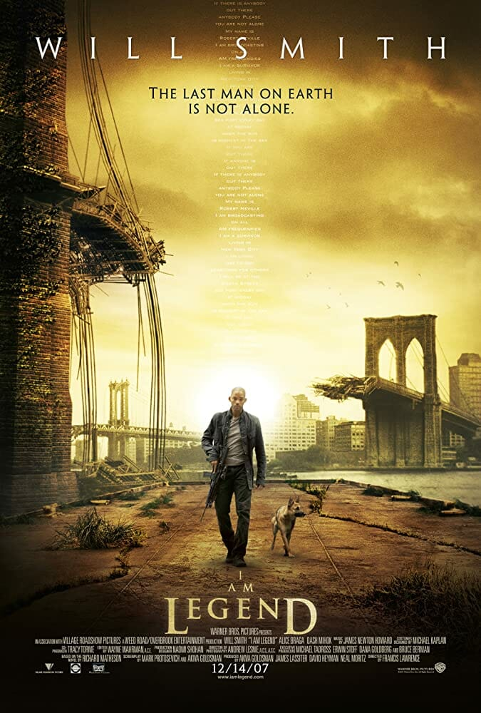 Download I Am Legend (2007)