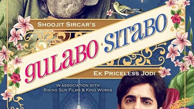 Download Gulabo Sitabo (2020)