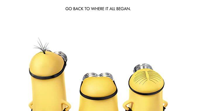 Download Minions (2015)