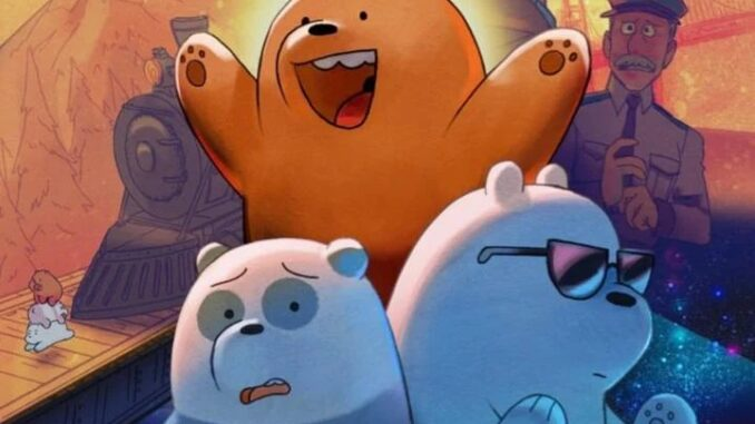 Download We Bare Bears: The Movie (2020)
