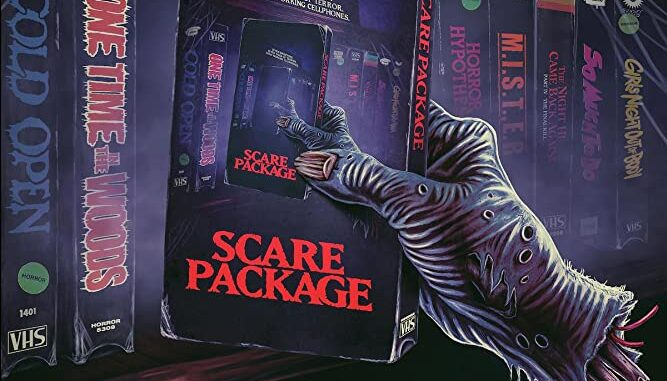 Download Scare Package (2019)