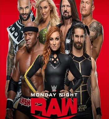 Download WWE Monday Night RAW (22 June 2020)