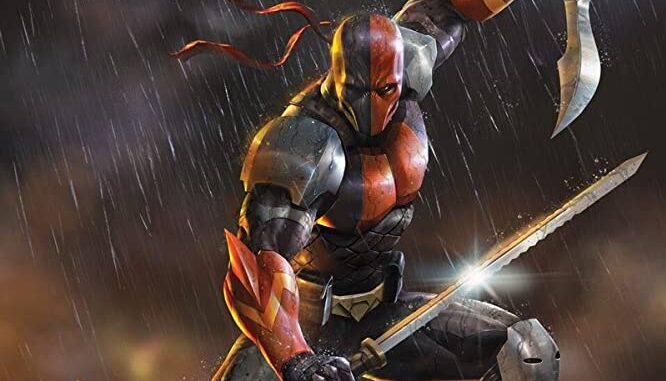 Download Deathstroke: Knights & Dragons (2020)