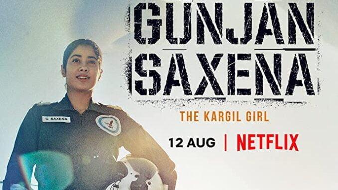 Download Gunjan Saxena: The Kargil Girl (2020)
